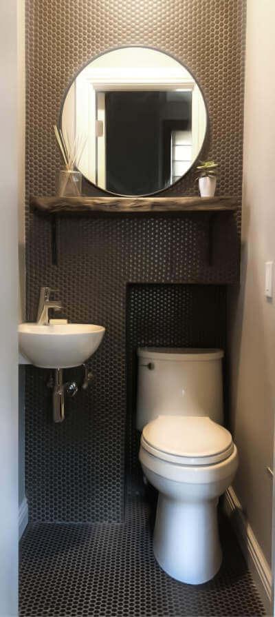 10 tips on how to design a small bathroom mcmanus group rh mcmanusgroupinc com small bathroom light fixtures small chrome bathroom fixtures