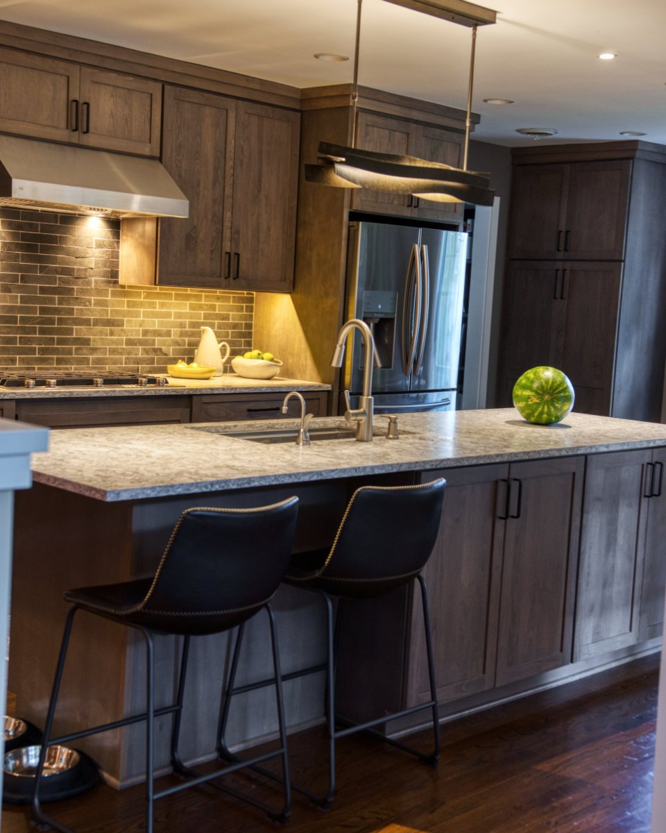 Recently completed kitchens in Bergen, NJ