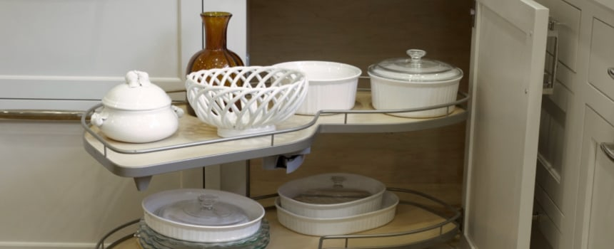 5 Kitchen Cabinet Accessories Worth Considering