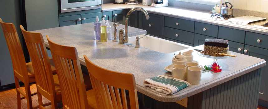 All About Kitchen Countertops