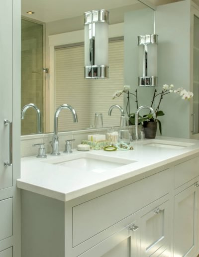 Master Bath Renovation in Nyack Home by McManus Group