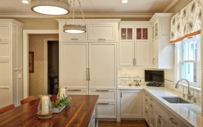 Home Renovation in New Canaan